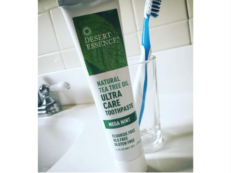 Hvitsår i munnen ? Sjekk ingrediensene i tannkremen din!